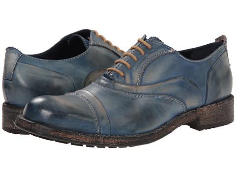Messico - Emilio (Blue Rustic Leather) Men
