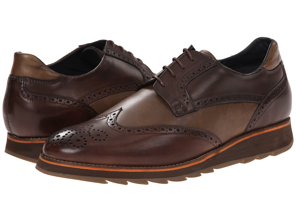 Messico - Pedro (Brown/Olive Leather) Men