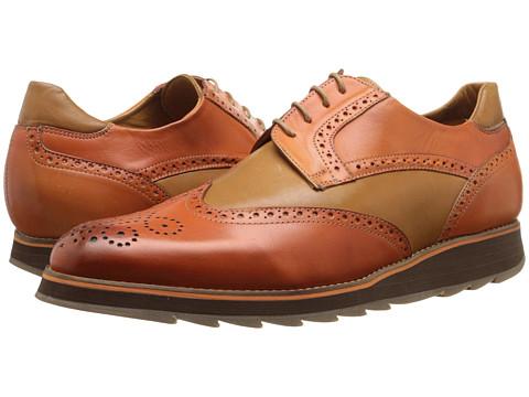 Messico - Pedro (Orange/Honey Leather) Men