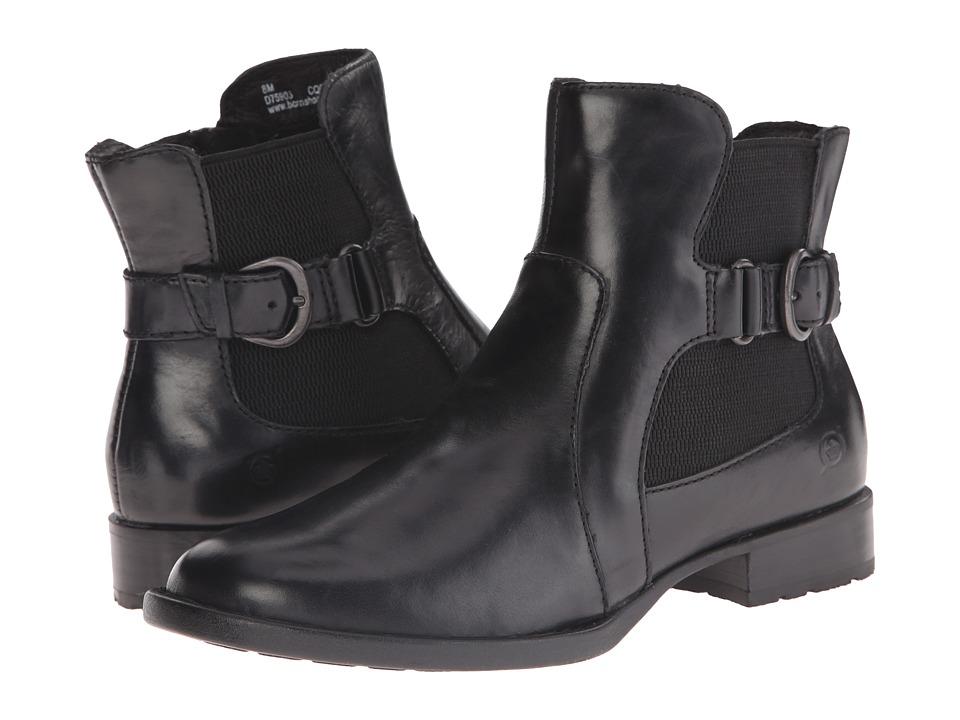Born - Stewart (Black Full Grain Leather) Women