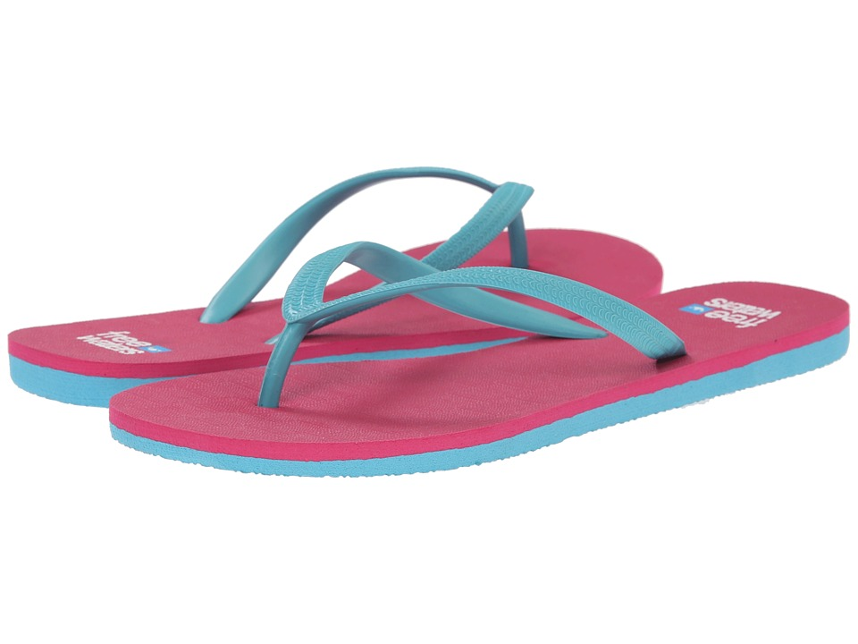 Freewaters Jess (Blue/Fuchsia) Women