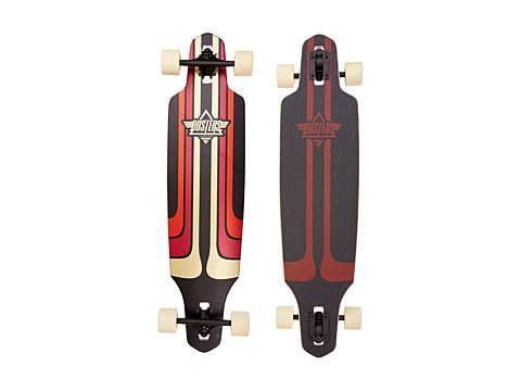 Dusters - Camino (Black/Glitter) Skateboards Sports Equipment