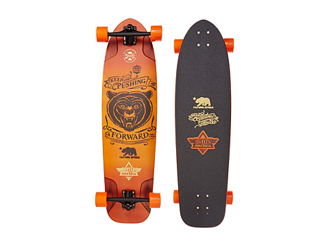 Dusters - Kodiak (Sunburst) Skateboards Sports Equipment