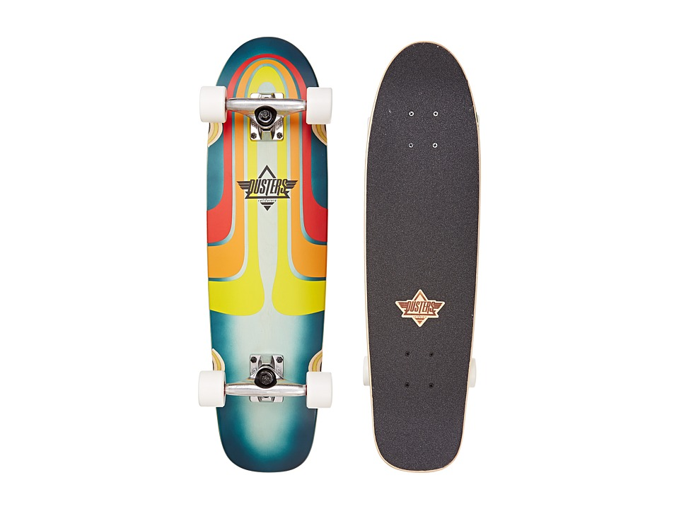 Dusters - Grind (Blue) Skateboards Sports Equipment