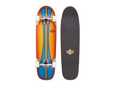 Dusters - Grind (Sunburst) Skateboards Sports Equipment