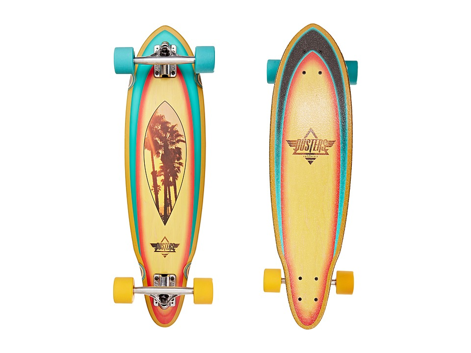 Dusters - Mini Fin (Palms) Skateboards Sports Equipment