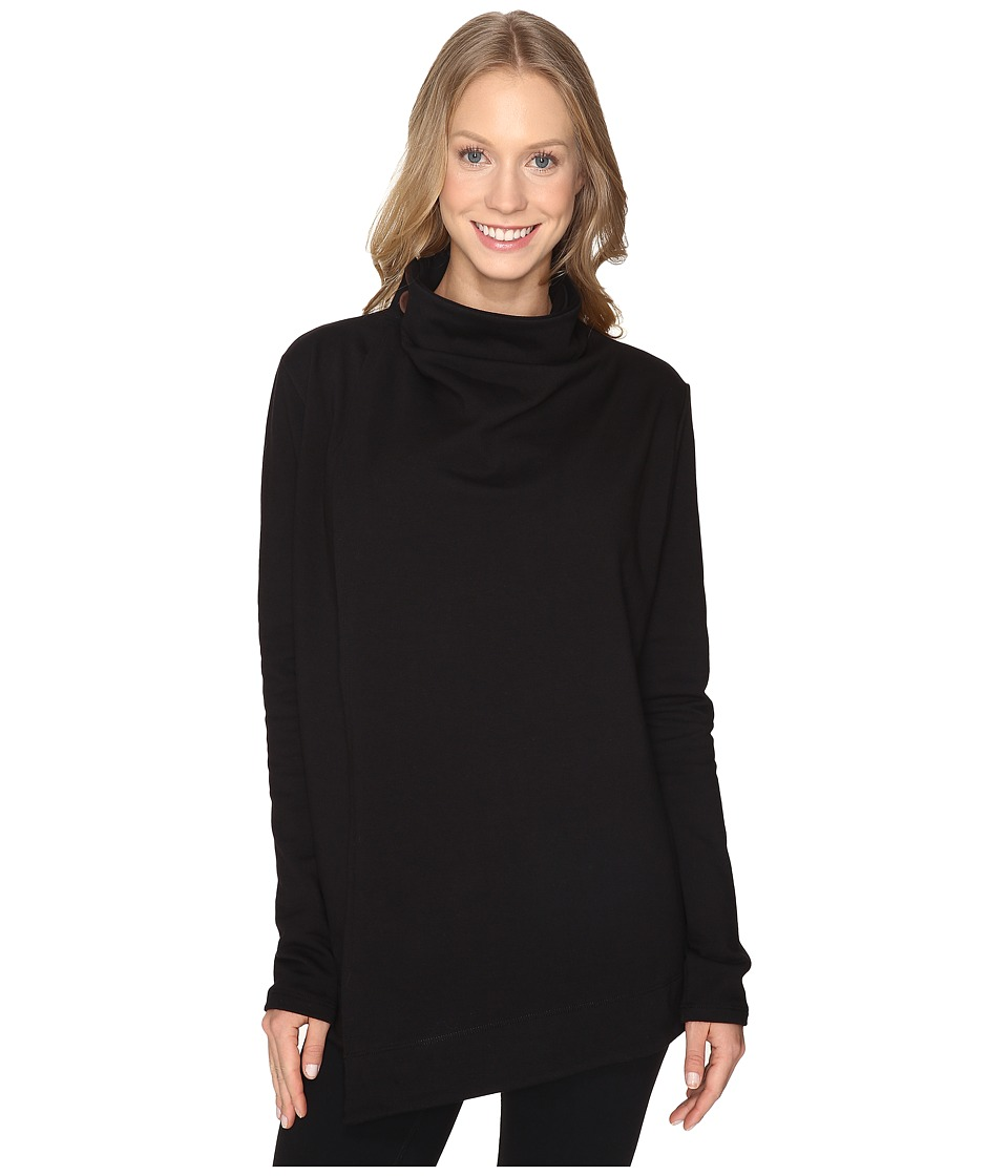 FIG Clothing - Kev Cardigan (Black) Women's Sweater