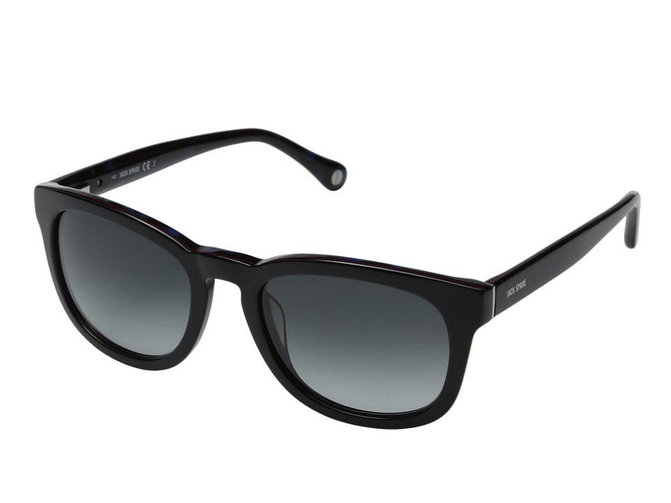Jack Spade - Bryant/S (Black/Gray Gradient) Fashion Sunglasses