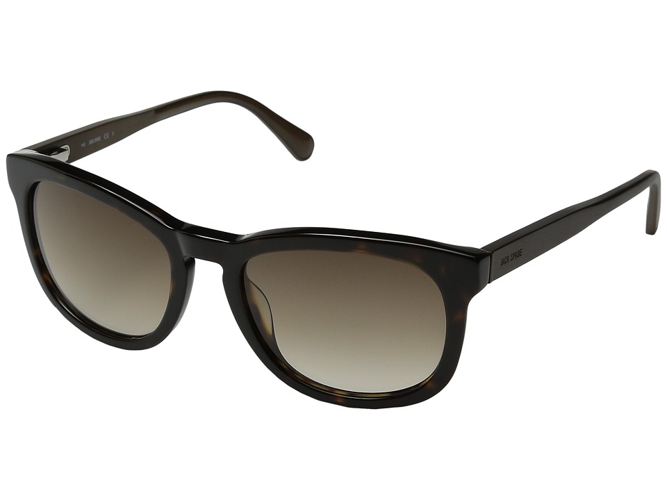 Jack Spade - Bryant 2/S (Tortoise/Brown Gradient) Fashion Sunglasses
