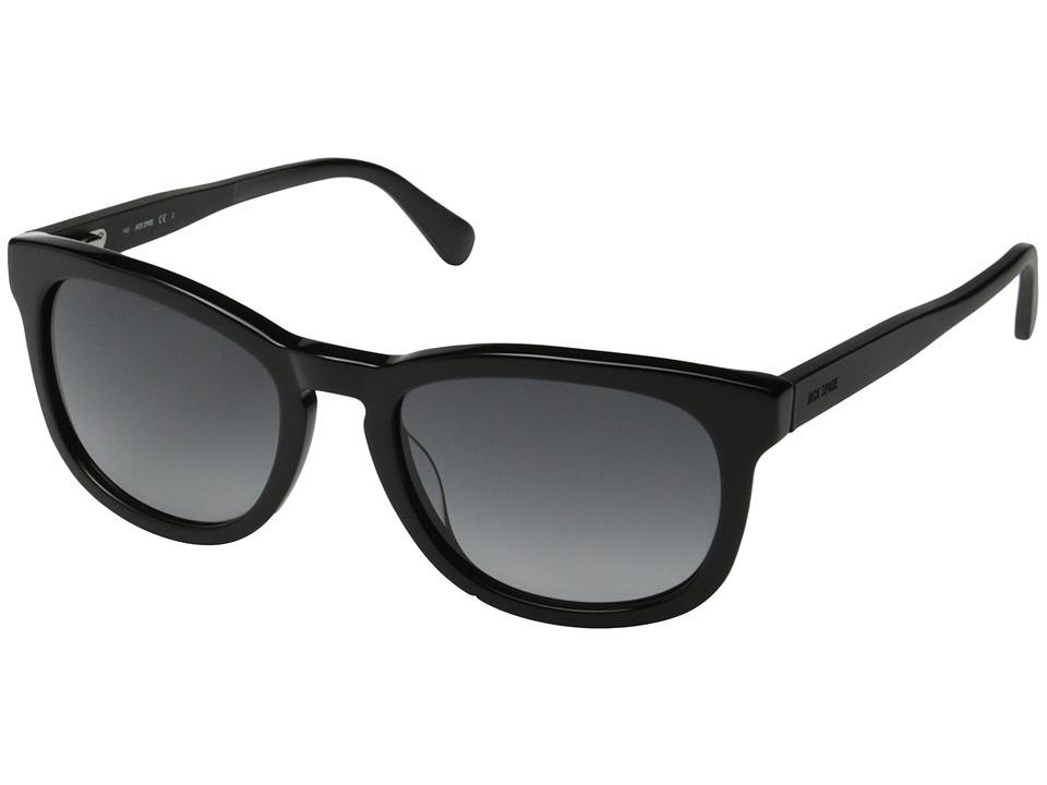 Jack Spade - Bryant 2/S (Black/Gray Gradient) Fashion Sunglasses