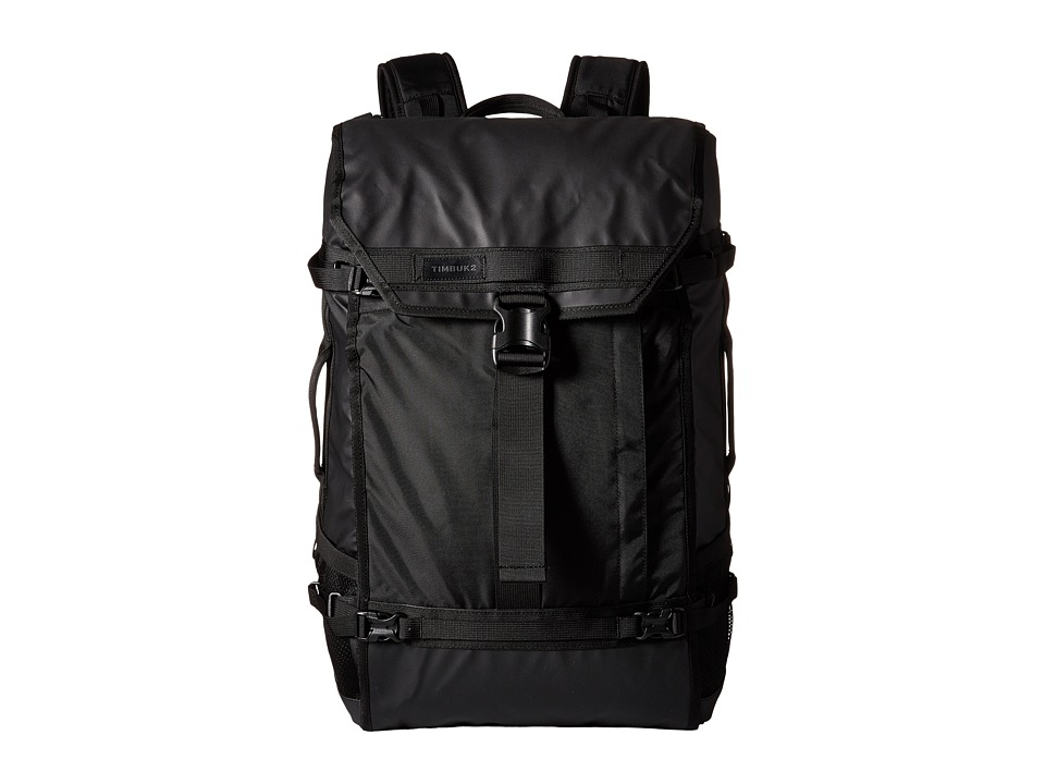 Timbuk2 - Aviator Travel Pack - Medium (Black) Backpack Bags