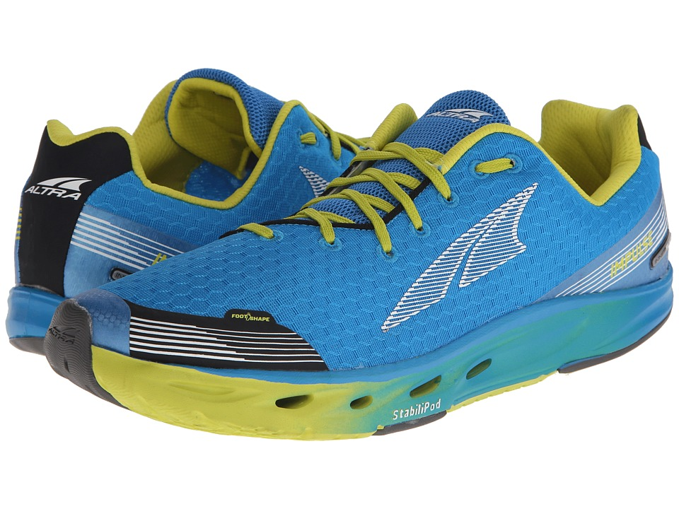 Altra Footwear - Impulse (Malibu Blue) Men's Running Shoes