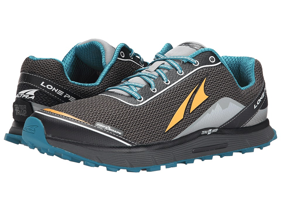 Altra Footwear - Lone Peak 2.5 (Steel) Men's Running Shoes