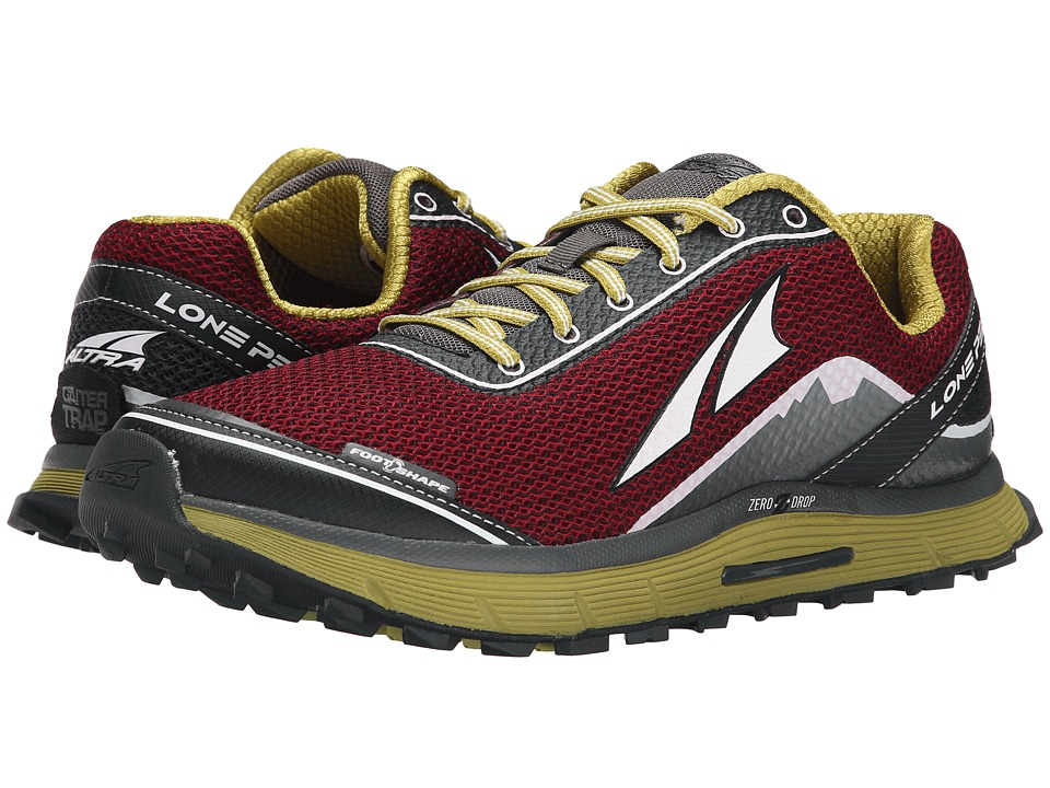 Altra Footwear - Lone Peak 2.5 (Rio Red) Men's Running Shoes