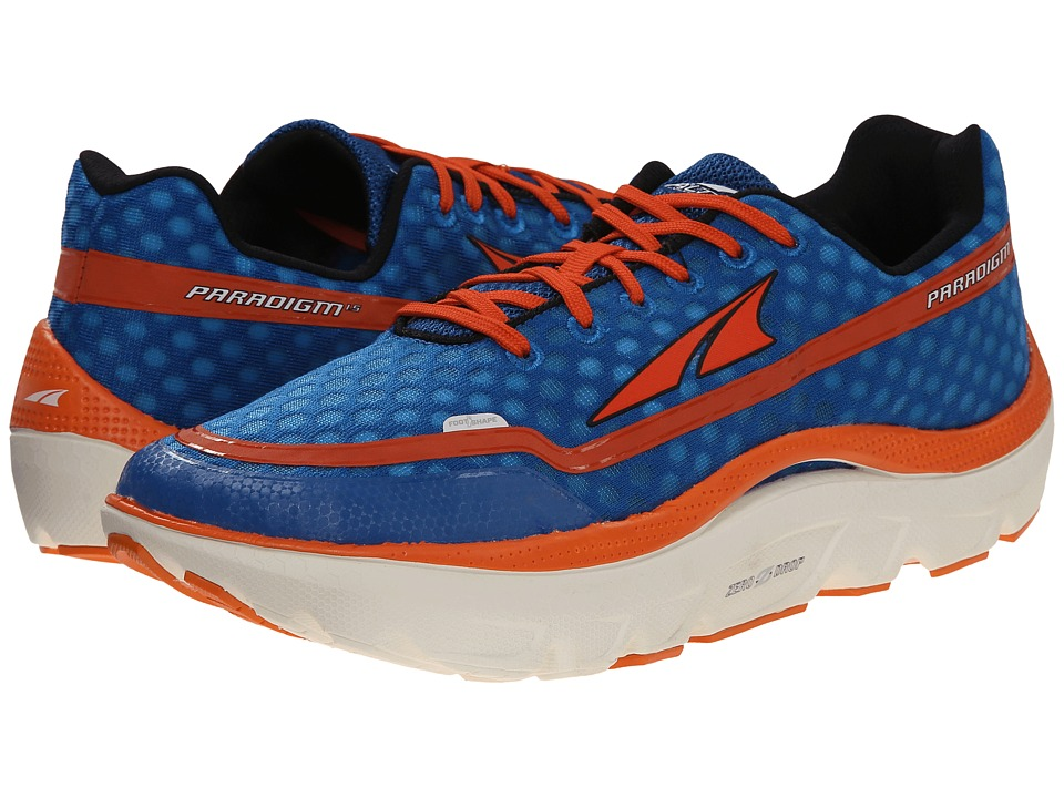 Altra Footwear - Paradigm 1.5 (Navy Red) Men's Running Shoes