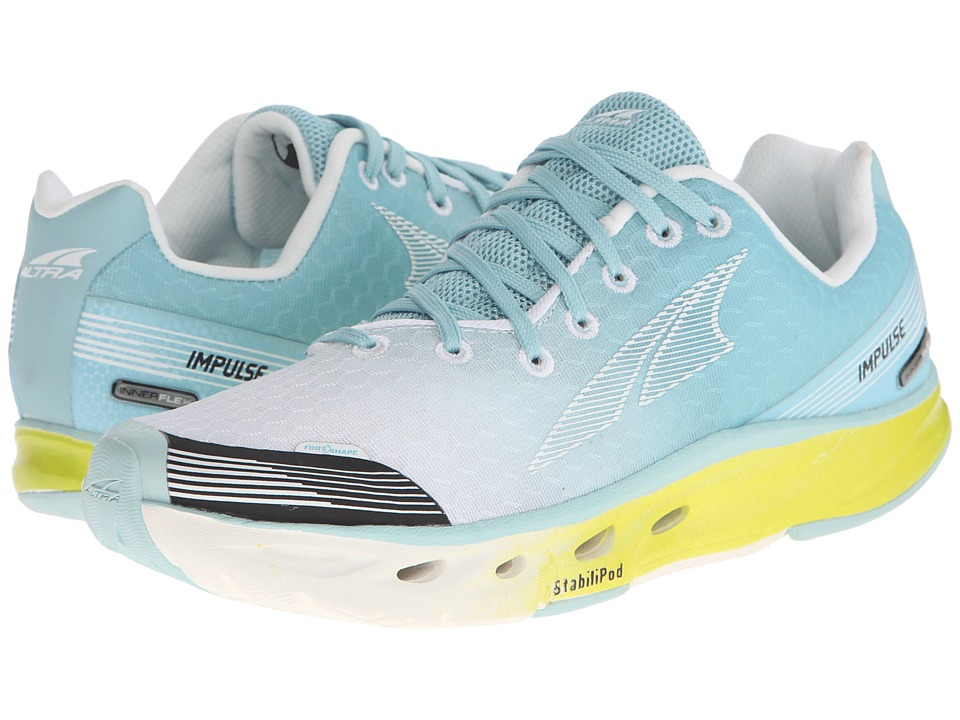 Altra Footwear - Impulse (Aqua Fade) Women's Running Shoes