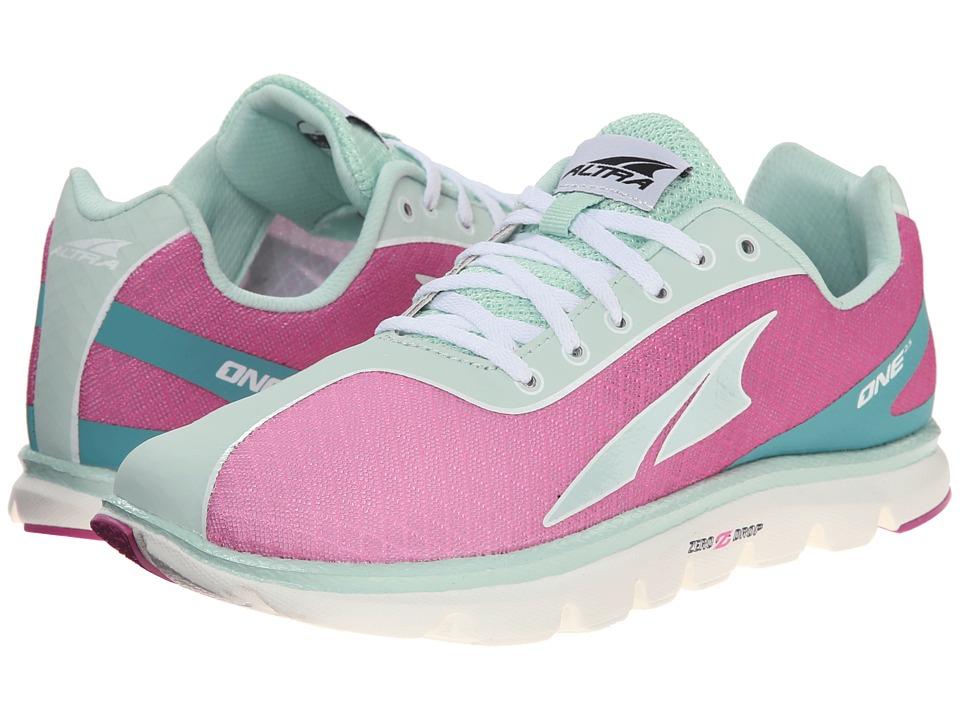 Altra Footwear One 2.5 (Fuchsia Mint) Women