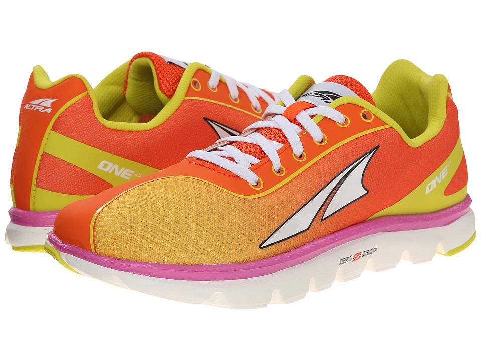 Altra Footwear - One 2.5 (Orange Daiquiri) Women's Running Shoes