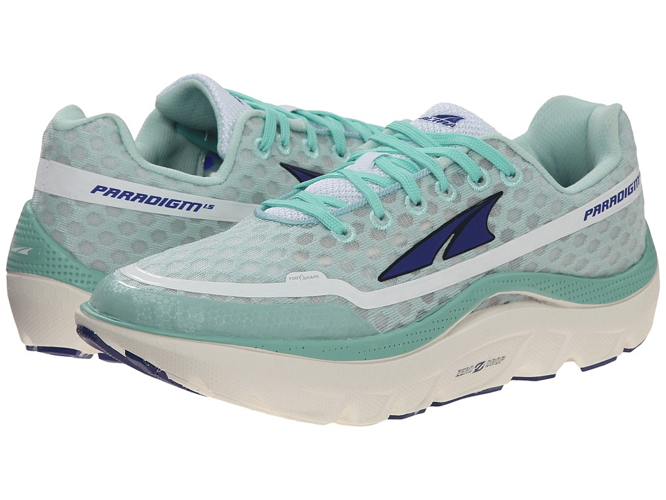 Altra Footwear - Paradigm 1.5 (Mint) Women's Running Shoes