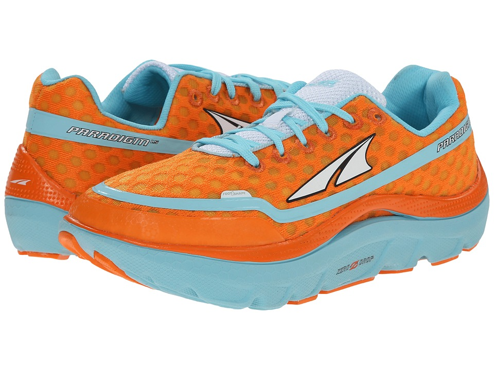 Altra Footwear - Paradigm 1.5 (Tangerine) Women's Running Shoes