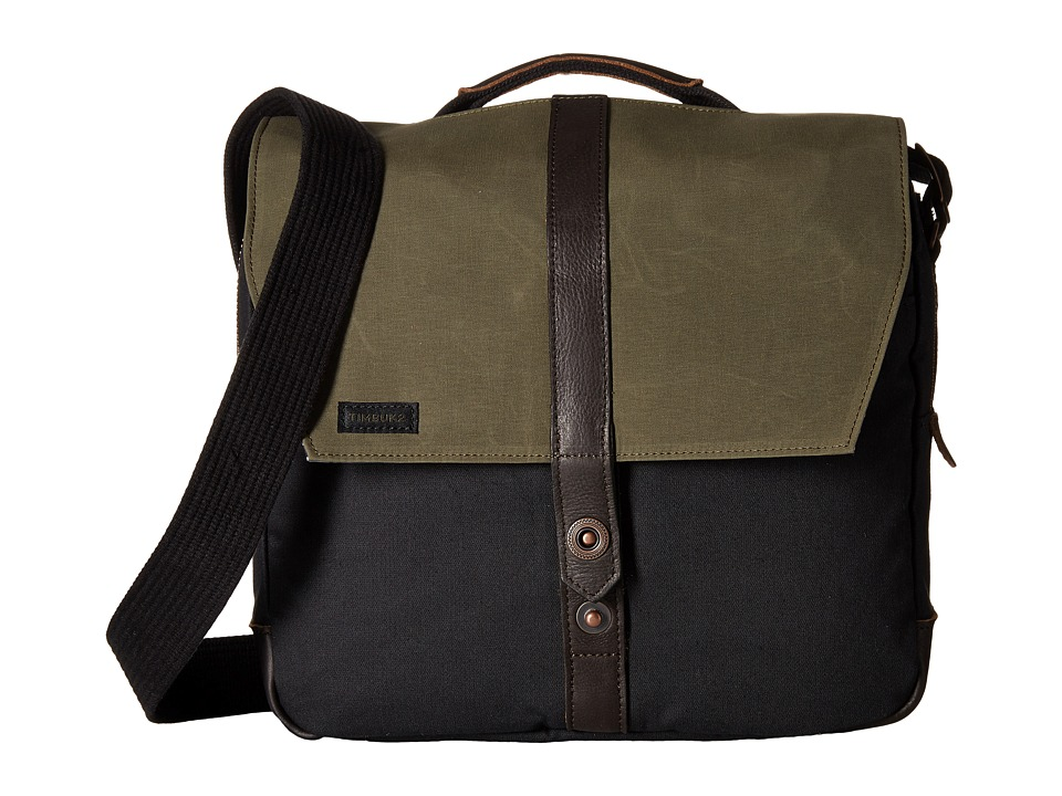 Timbuk2 - Sunset Satchel (Green/Black) Satchel Handbags