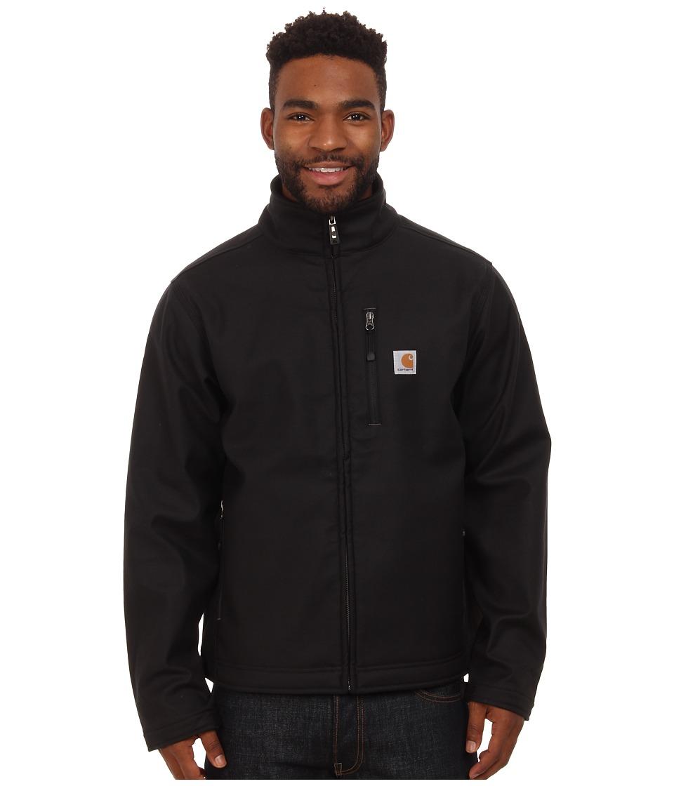 Carhartt - Quick Duck Pineville Jacket (Black) Men's Coat