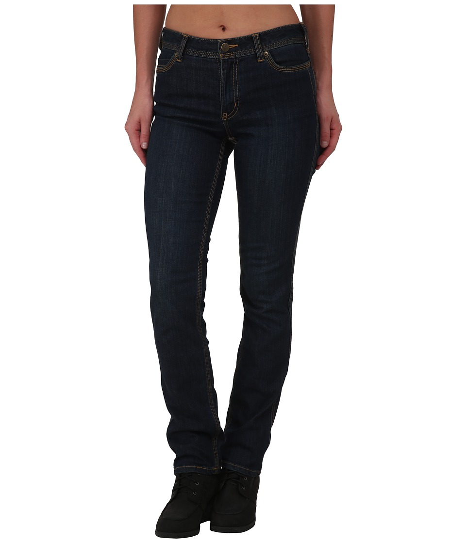 Carhartt - Slim Fit Nyona Jeans (True Blue Indigo) Women's Jeans