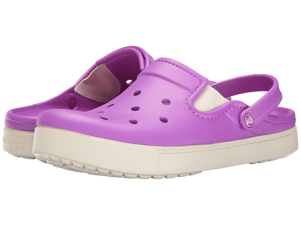 Crocs - CitiLane Clog (Wild Orchard/Stucco) Clog Shoes