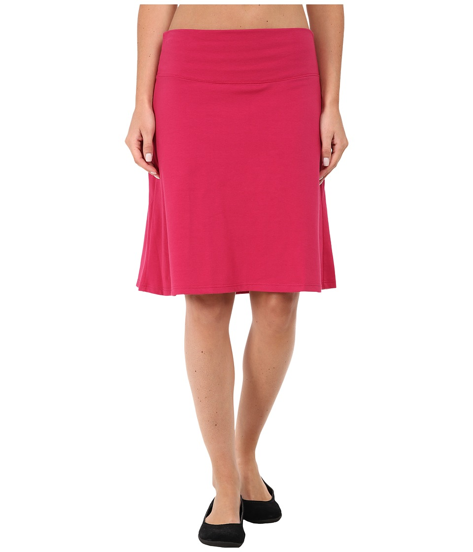 FIG Clothing - Bel Skirt (Ruby) Women's Skirt