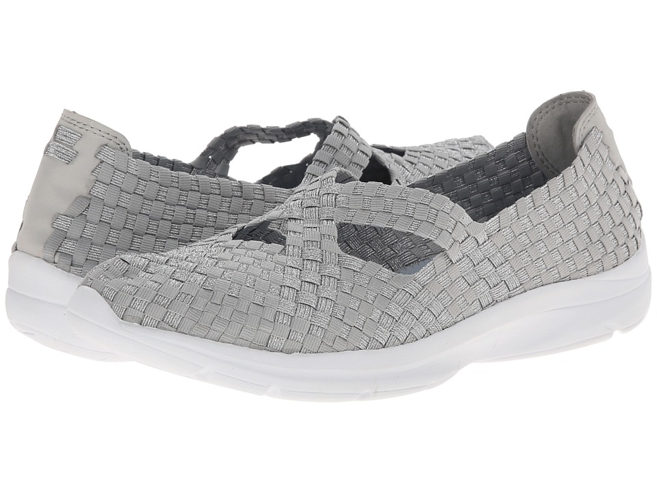 Easy Spirit - Esquest (Silver Multi Fabric) Women's Shoes