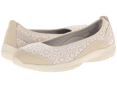 Easy Spirit - Esquelle (Light Natural/Light Natural Fabric) Women's Shoes