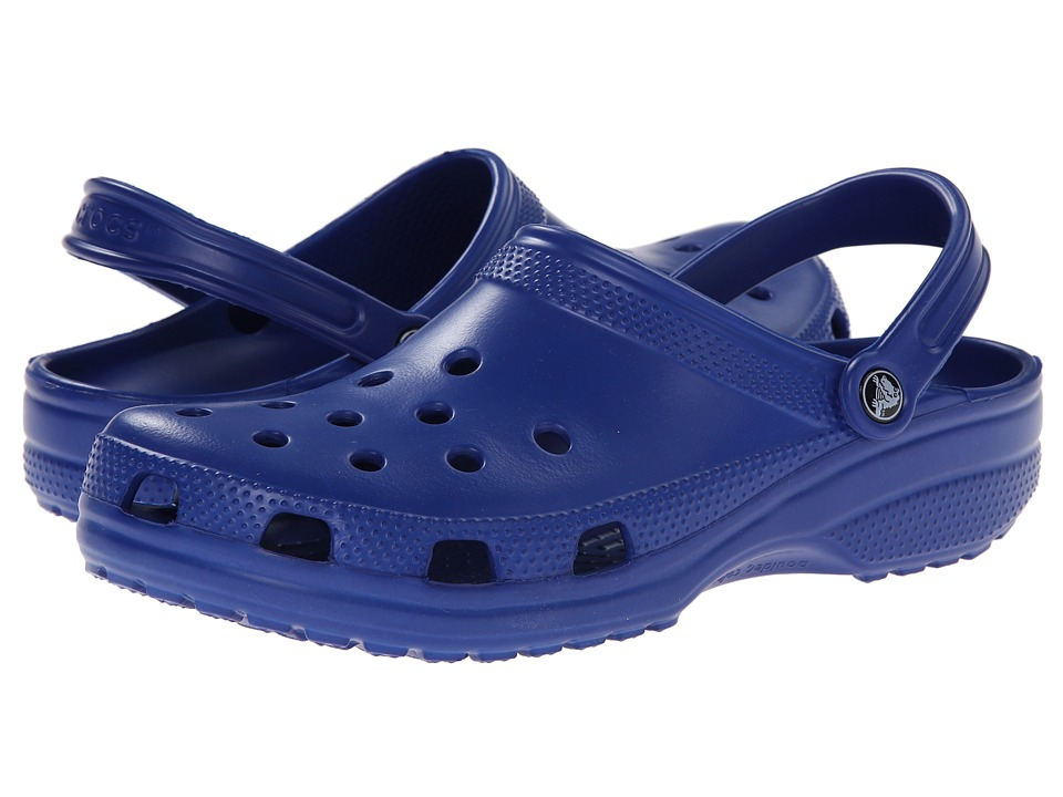 Crocs - Classic Clog (Cerulean Blue) Clog Shoes