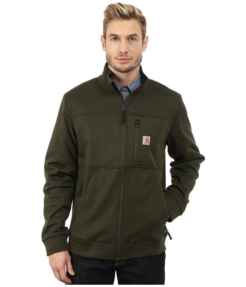 Carhartt - Workman Jacket (Moss) Men's Coat