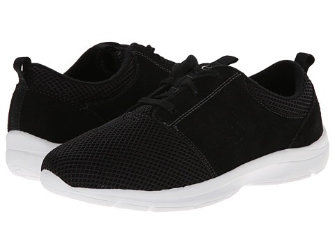 Easy Spirit - Esquickrun (Black/Black Suede) Women