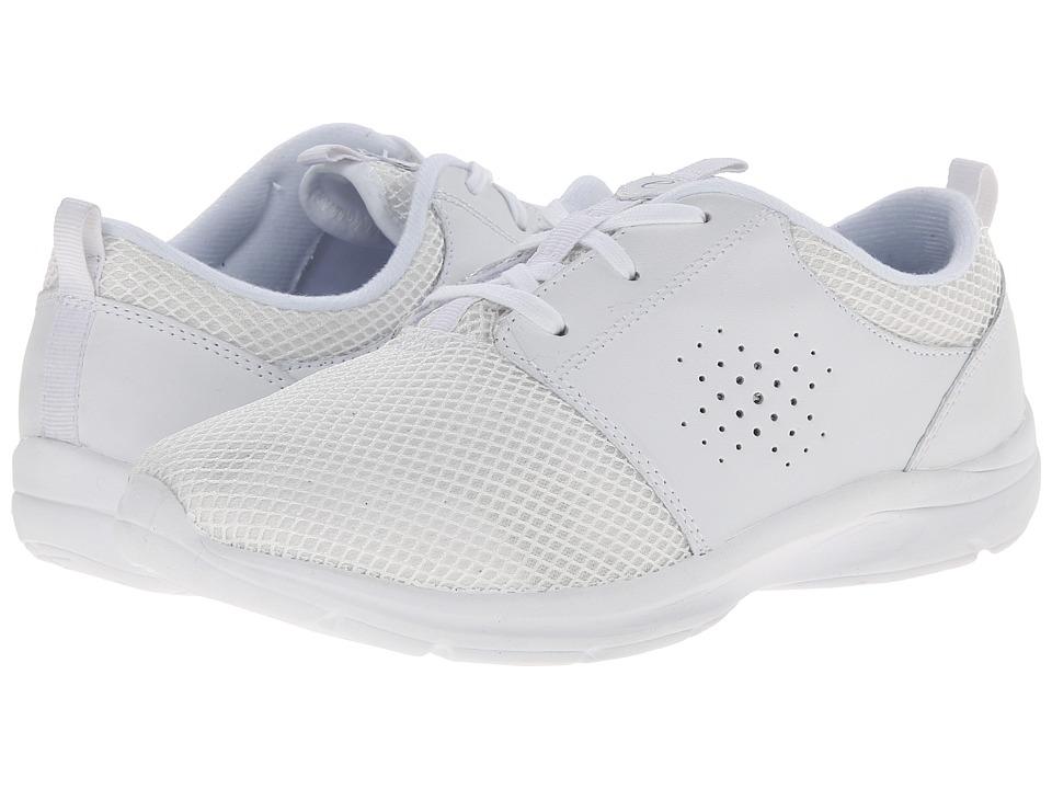 Easy Spirit - Esquickrun (White/White Leather) Women's Shoes