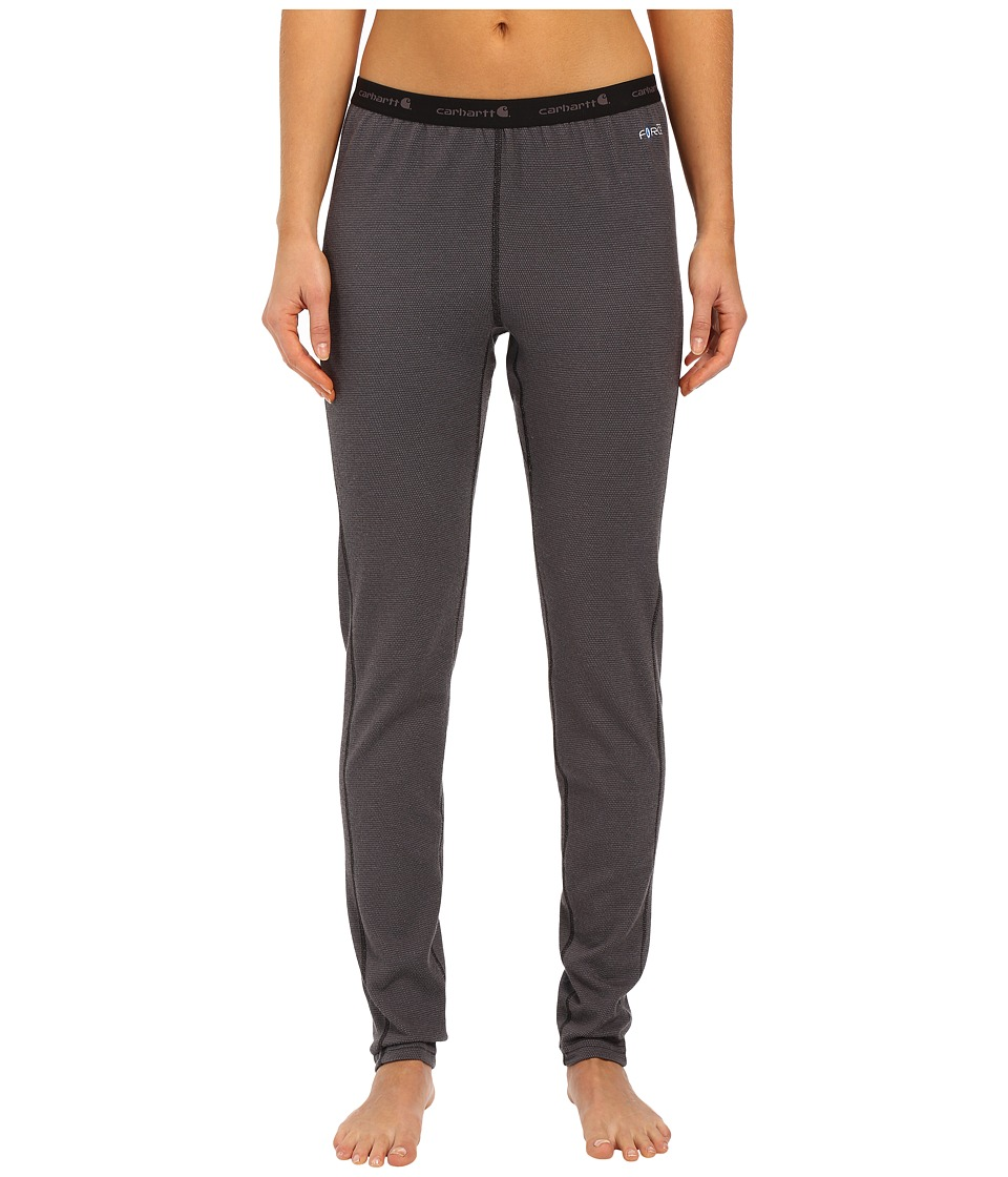 Carhartt - Base Force Cold Weather Bottom (Black) Women's Casual Pants