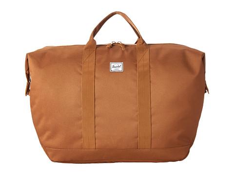 Herschel Supply Co. - Ryder (Caramel 1) Weekender/Overnight Luggage