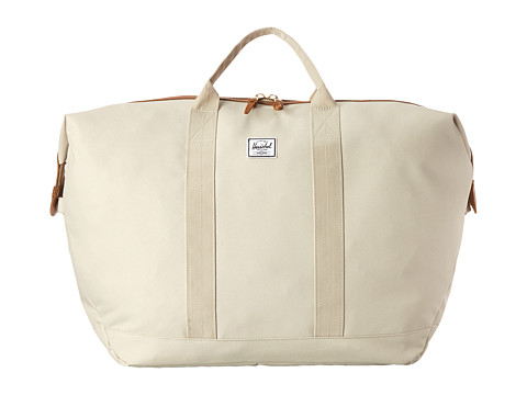 Herschel Supply Co. - Ryder (Natural 1) Weekender/Overnight Luggage