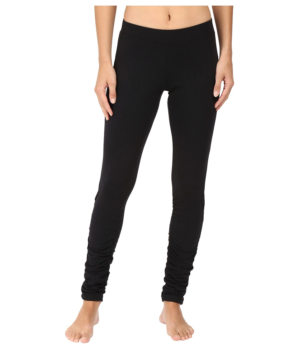 FIG Clothing - Daf Pants (Black) Women's Casual Pants