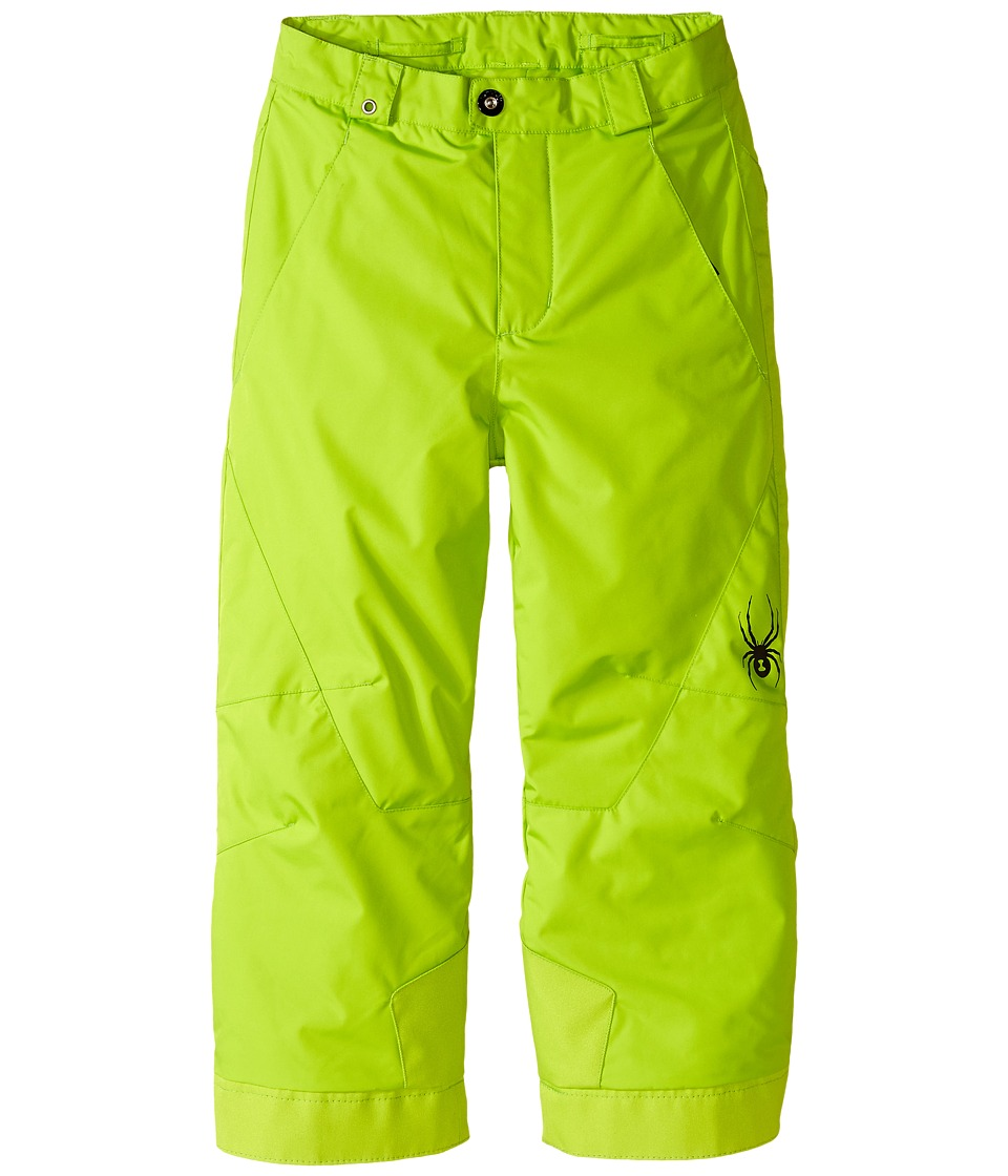 Spyder Kids - Mini Propulsion Pants (Toddler/Little Kids/Big Kids) (Theory Green) Boy's Outerwear