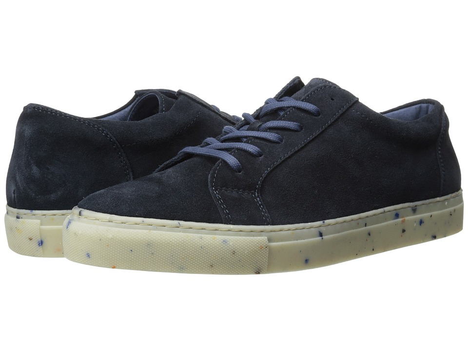 Moods of Norway - Briskeby Low 151341 (Dark Navy) Men's Lace up casual Shoes
