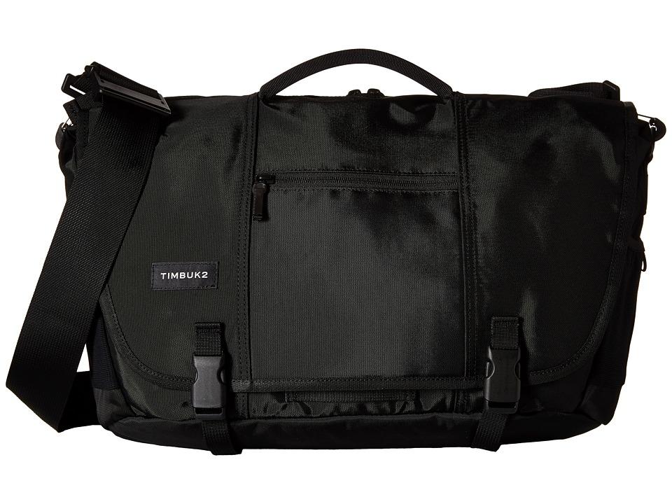 Timbuk2 - Commute Messenger Bag - Medium (Black) Messenger Bags