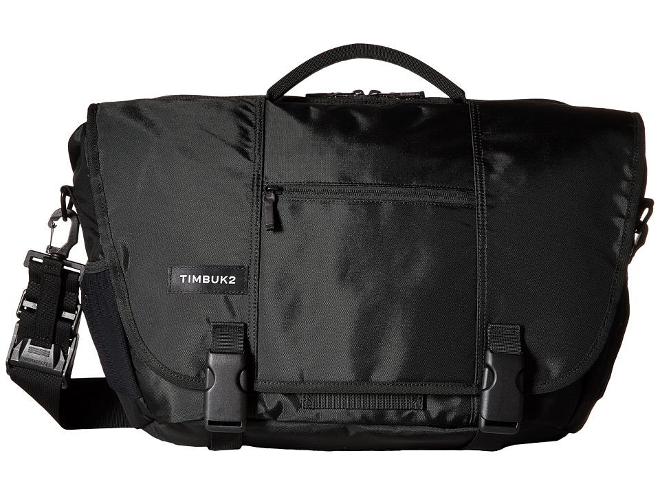 Timbuk2 - Commute Messenger Bag - Large (Black) Messenger Bags