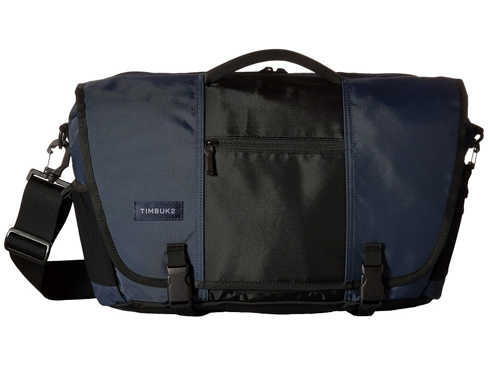 Timbuk2 - Commute Messenger Bag - Medium (Dusk Blue/Black) Messenger Bags