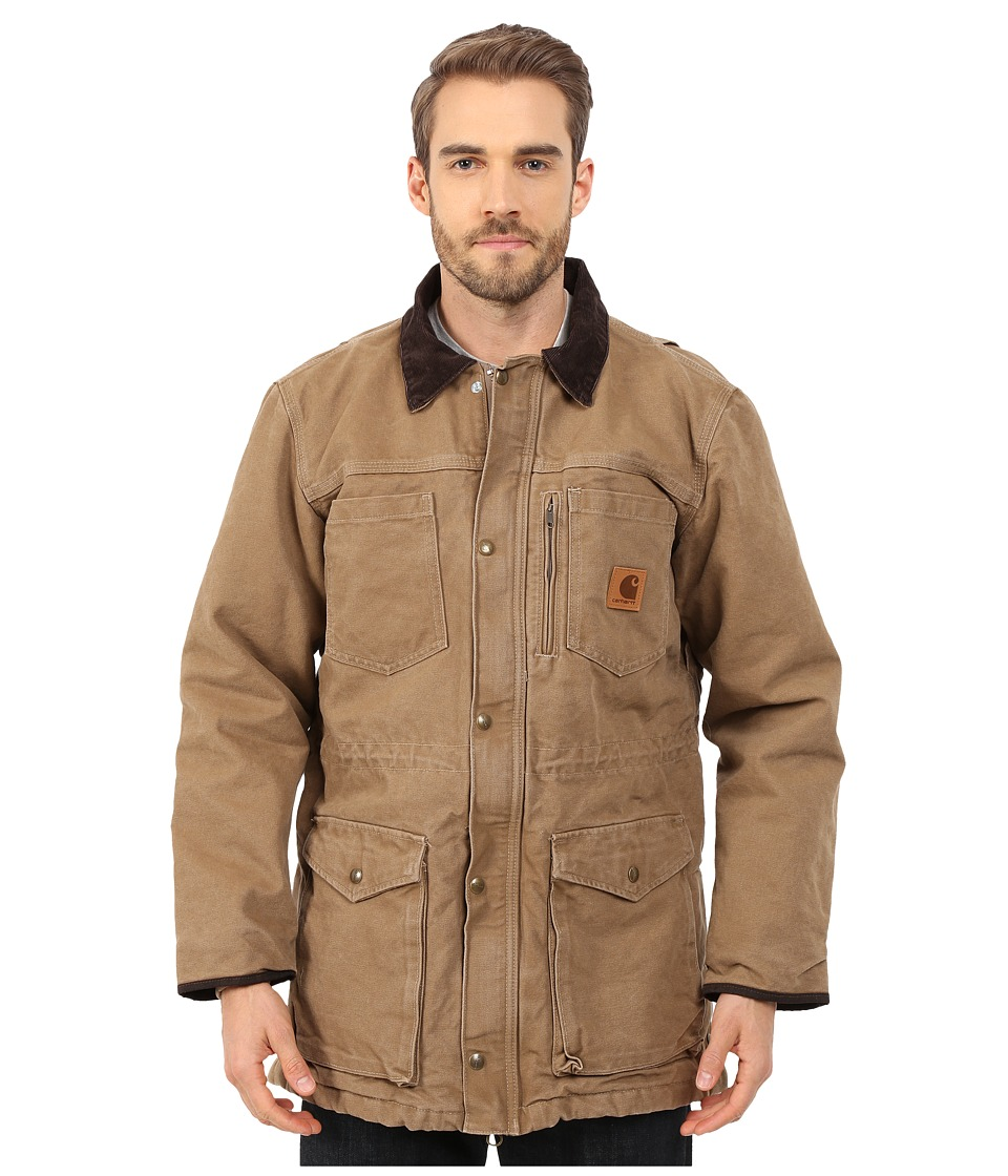 Carhartt - Canyon Coat (Frontier Brown) Men's Coat