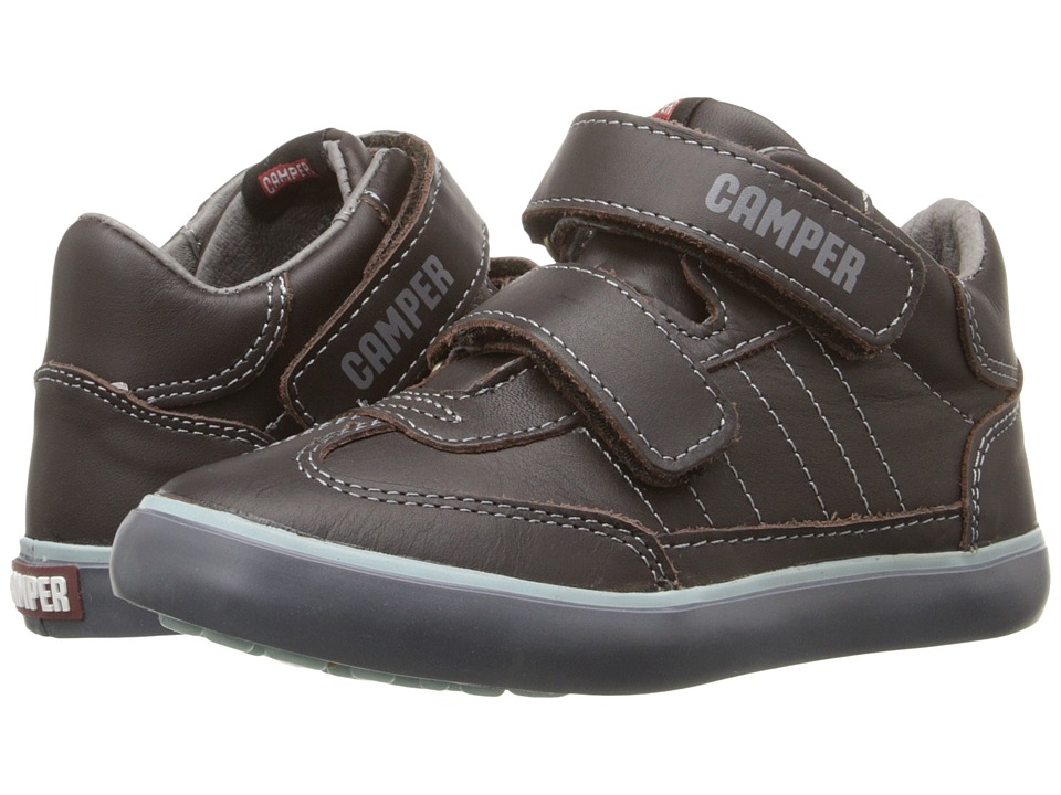 Camper Kids - Pelotas Persil 90193 (Toddler) (Dark Brown) Boy's Shoes