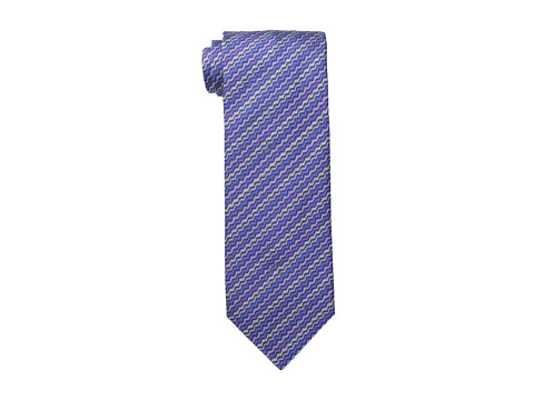 Missoni - CRB8SEU4789 (Blue/Purple) Ties