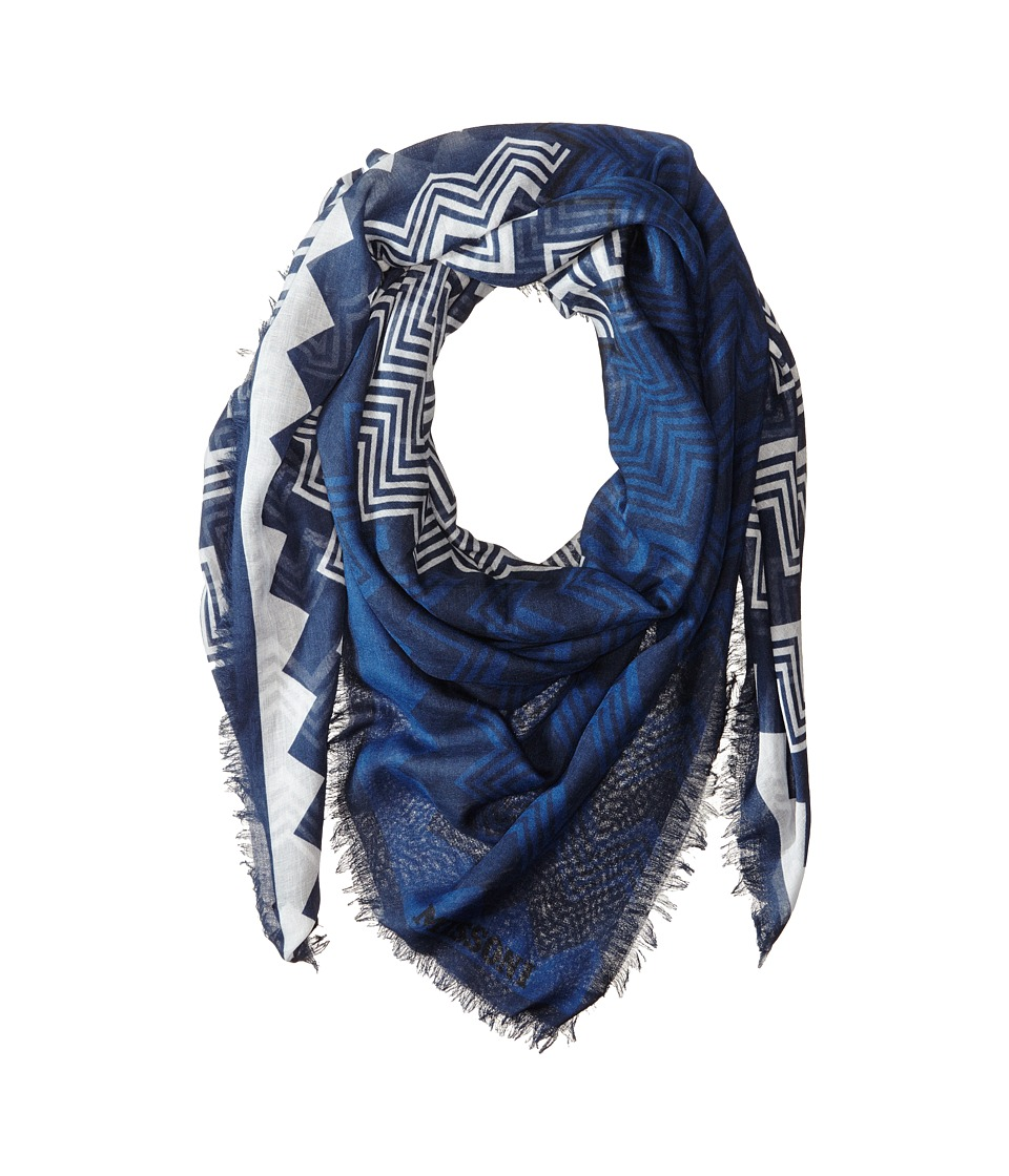 Missoni - SL80MMD4823 (Blue) Scarves