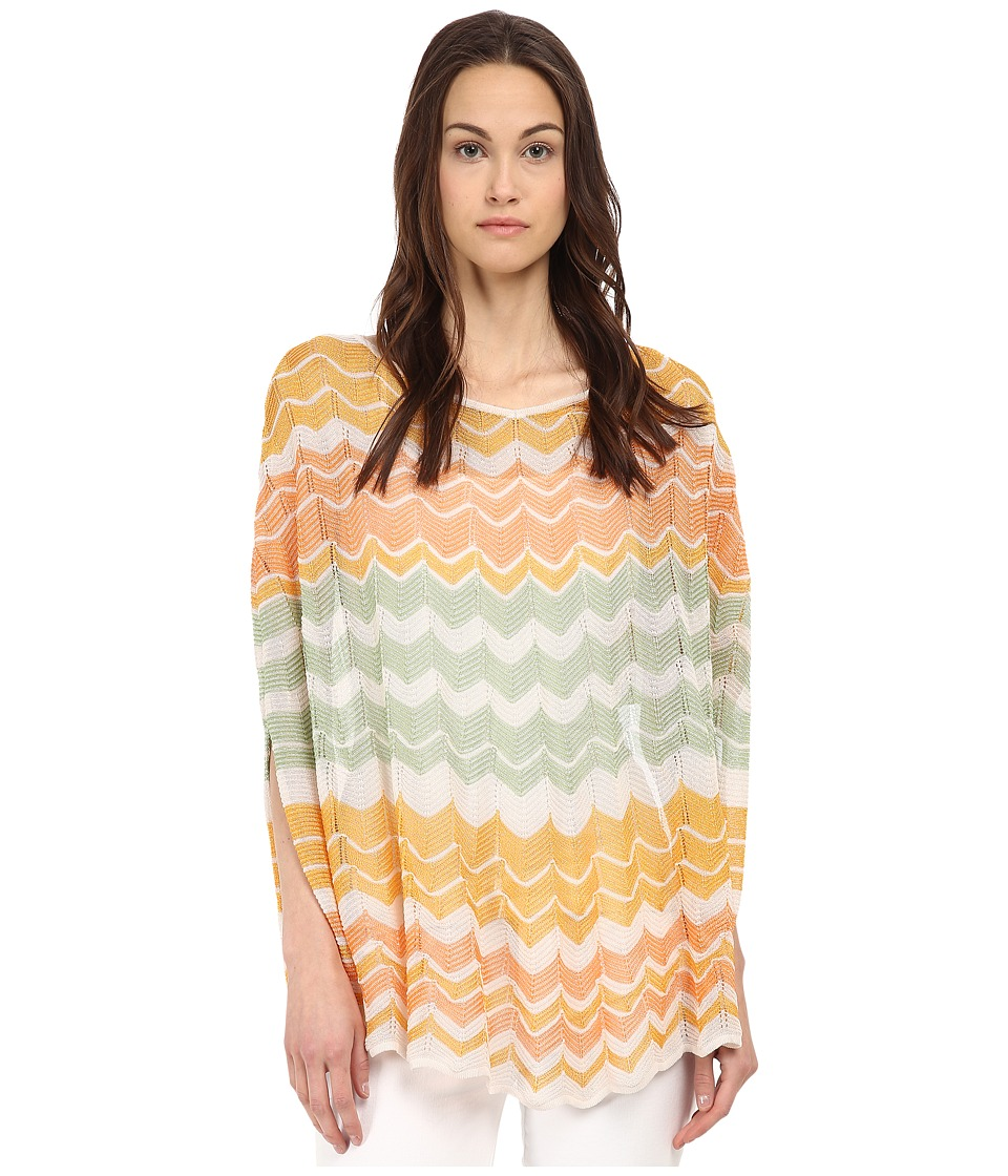 Missoni - PO74VID4867 (Yellow) Women's Sweater