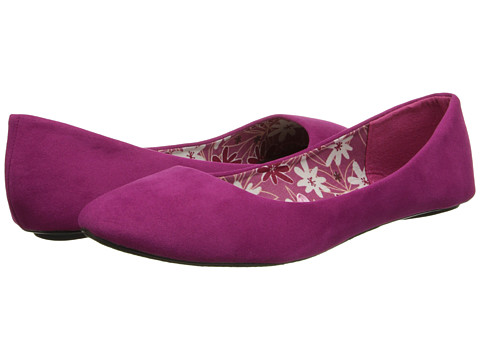 Charles Albert - Cobra - Suede (Fuchsia) Women's Shoes